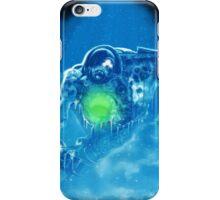 Ice Robot iPhone Case/Skin