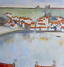Old Whitby by Sue Nichol