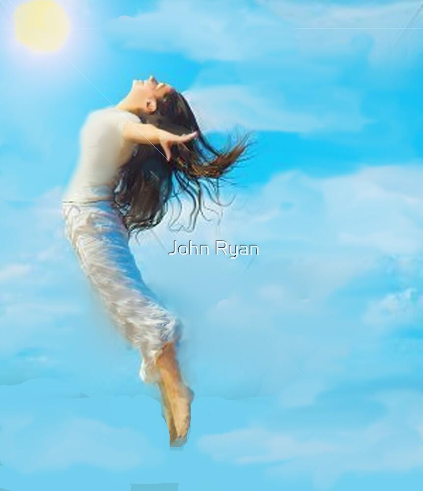 I can fly by John Ryan