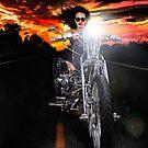 Night Rider by Greg Desiatov