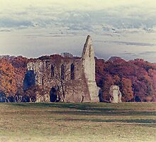 Newark Priory by Graham Prentice