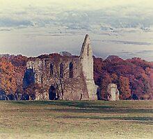 Newark Priory by Graham Prentice