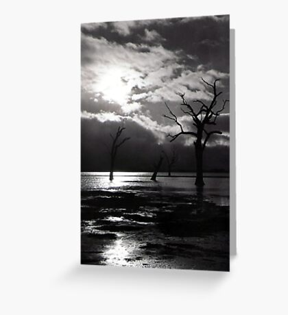 Afterlife... Greeting Card