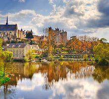 Montreuil-Bellay by Don Alexander Lumsden (Echo7)