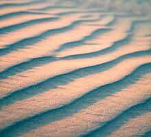 Sand Ripples by Graham Prentice