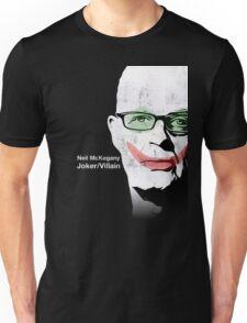 Joker/Villan Unisex T-Shirt
