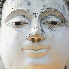 Buddha face by BengLim