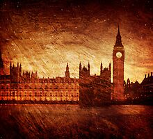 Houses of Parliament, London - England by fineartphoto1