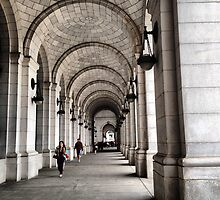 Union Station - Washington , DC by SylviaS