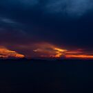 Storms over Pattaya by Philip Alexander