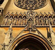 Arundel Cathedral Entrance by SerenaB
