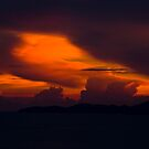 Sunset and Storms by Philip Alexander