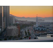 City by the Bay Photographic Print
