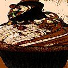 cup cake by NIKULETSH