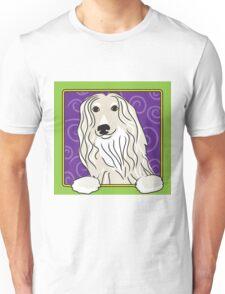 Afghan Cartoon Unisex T-Shirt