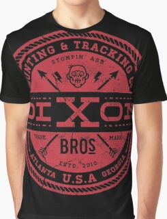 Dixon Bros. - Red Version Graphic T-Shirt