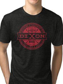 Dixon Bros. - Red Version Tri-blend T-Shirt