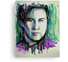 Ryan, featured in Shameless-Self-Promotion Canvas Print