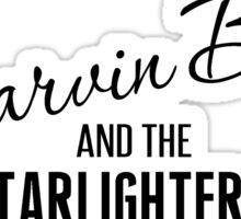 Marvin Berry and the Starlighters Sticker