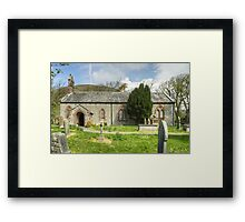 The Parish Church Of St Mary, Whicham Framed Print