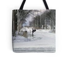 Will the mail arrive? Tote Bag