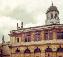 Oxford: Sheldonian Theater Sticker