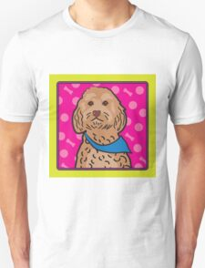 Cockapoo Cartoon Unisex T-Shirt