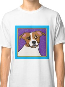 Jack Russell Cartoon Classic T-Shirt