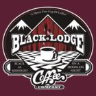 Black Lodge Coffee Company (clean) by Mephias