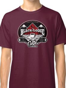 Black Lodge Coffee Company (clean) Classic T-Shirt