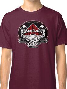 Black Lodge Coffee Company (clean) Classic T-Shirt