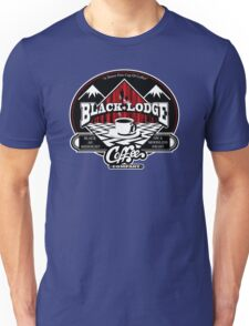 Black Lodge Coffee Company (clean) Unisex T-Shirt