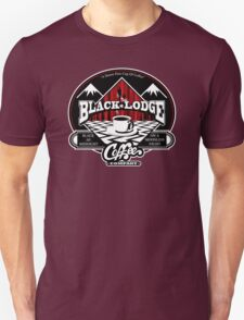 Black Lodge Coffee Company (clean) T-Shirt