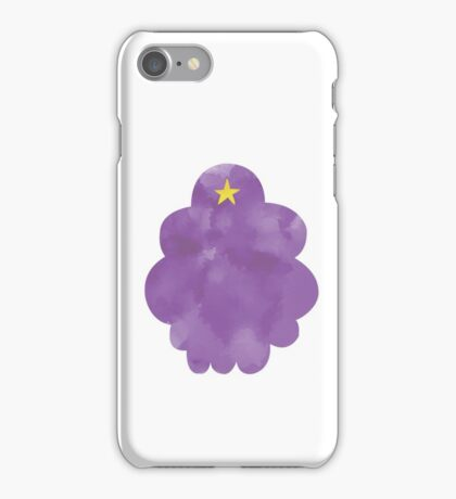 Adventure Time Watercolour Lumpy Space Princess iPhone Case/Skin