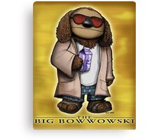 The Big Bowwowski Canvas Print