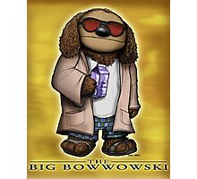 The Big Bowwowski Photographic Print