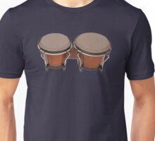 Wearable Chest Bongos Unisex T-Shirt