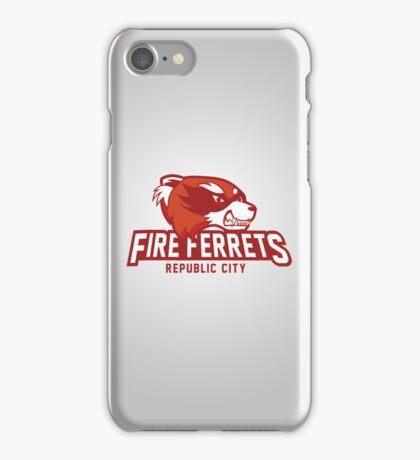 Republic City Fire Ferrets iPhone Case/Skin