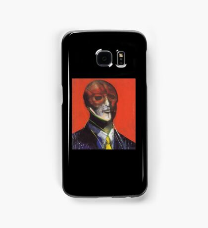 american psycho novel. Samsung Galaxy Case/Skin