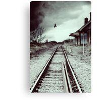 Desolation Station Canvas Print