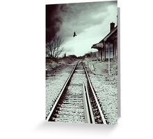 Desolation Station Greeting Card