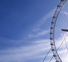 London Eye by Catinabucket