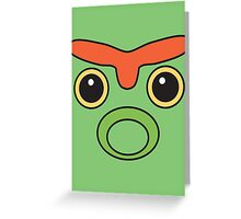 #010 - Caterpie Greeting Card