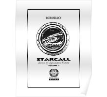 Starcall 1, title page Poster