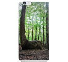 Tree-o-saurus Rex iPhone Case/Skin