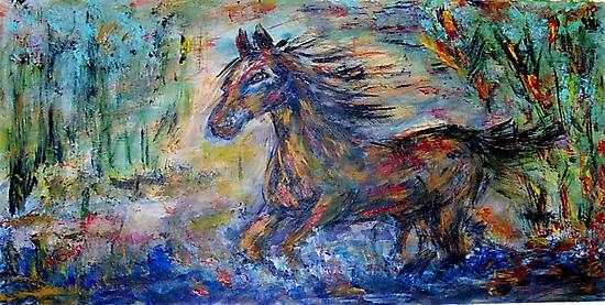 ESCAPE by Mary Sedici
