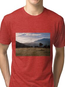 New Zealand Countryside Tri-blend T-Shirt
