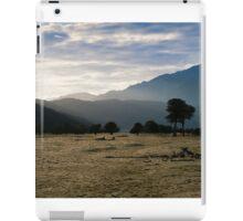 New Zealand Countryside iPad Case/Skin