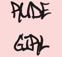 Rude Girl (Black) by supalurve
