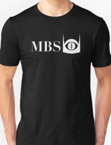 Mordor Broadcasting System (White) T-Shirt